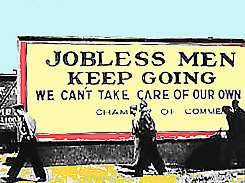 The Fundamental Change That Is Wrecking The Old Rules About Work & Poverty