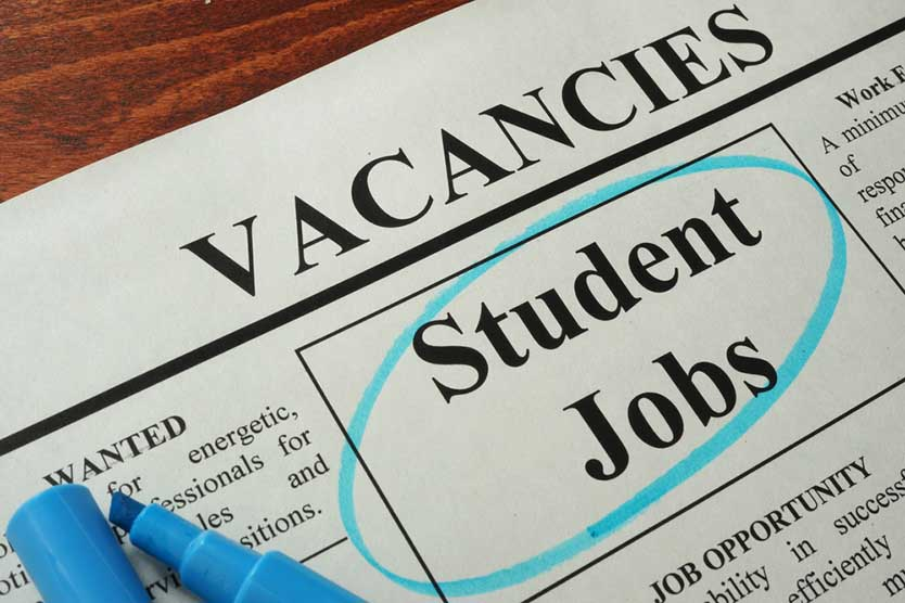 Student Jobs That Pay