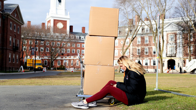 U.S. Schools and Colleges Close Because of Coronavirus
