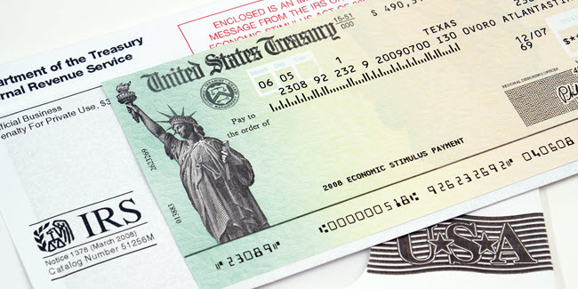 What Is the Stimulus Check and What Should I do with it?